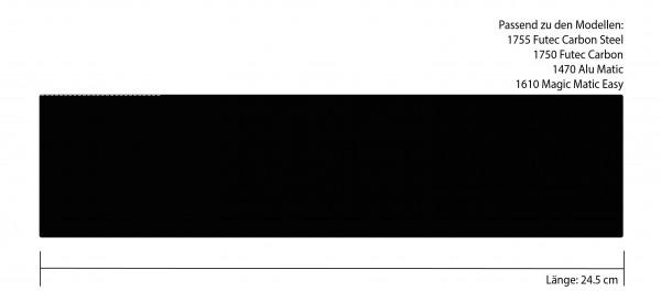 Futteral 24 cm schwarz